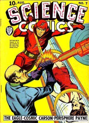 Science Comics Vol 1 7
