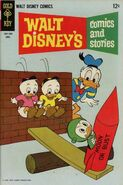 Walt Disney's Comics and Stories Vol 1 331