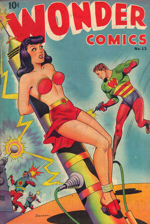 Wonder Comics Vol 1 13