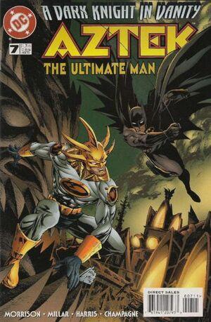 Aztek The Ultimate Man Vol 1 7
