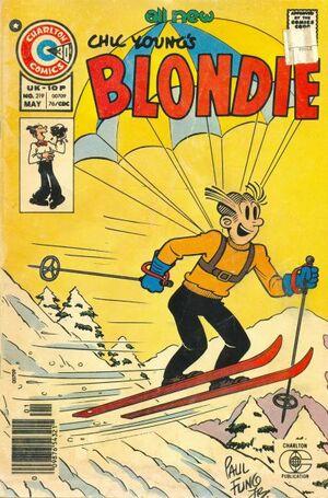 Blondie Vol 1 219