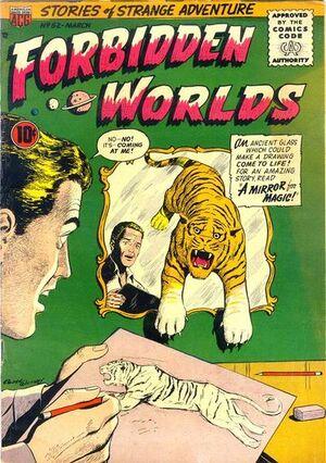 Forbidden Worlds Vol 1 52