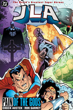 JLA Pain of the Gods