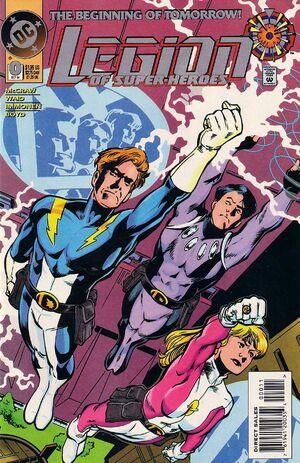 Legion of Super-Heroes Vol 4 0