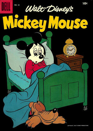 Mickey Mouse Vol 1 51