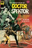 Occult Files of Dr. Spektor Vol 1 10 Whitman