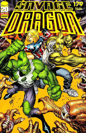 Savage Dragon Vol 1 179