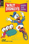 Walt Disney's Comics and Stories Vol 1 394