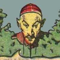 Yen Fat Sing (Earth-MLJ) from Pep Comics 5