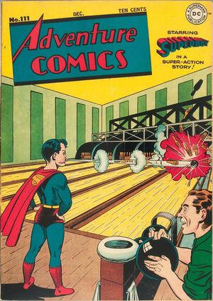 Adventure Comics Vol 1 111