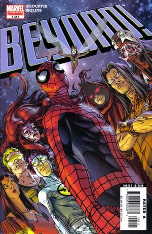 Beyond (Marvel) Vol 1 1