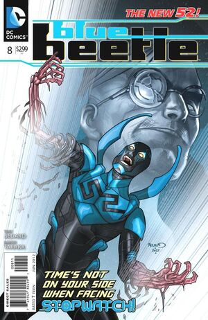 Blue Beetle Vol 8 8