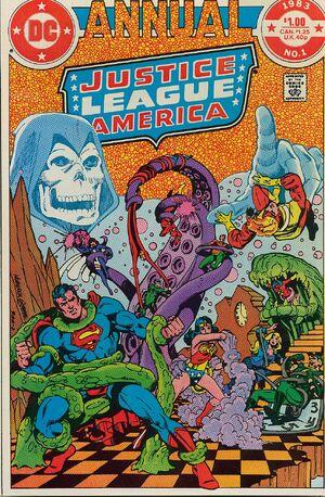 Justice League of America Annual Vol 1 1