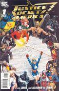 Justice Society of America Vol 3 1