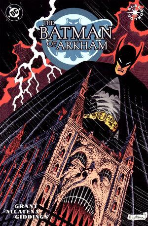Batman of Arkham Vol 1 1