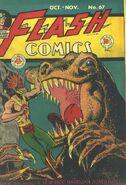 Flash Comics Vol 1 67