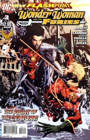 Flashpoint Wonder Woman and the Furies Vol 1 3