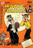 Magic Comics Vol 1 121