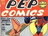 Pep Comics Vol 1 11