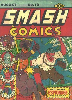 Smash Comics Vol 1 13