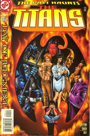 Titans (DC) Vol 1 9