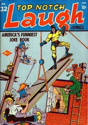 Top-Notch Laugh Comics Vol 1 32