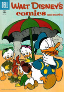 Walt Disney's Comics and Stories Vol 1 201