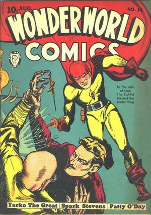 Wonderworld Comics Vol 1 16