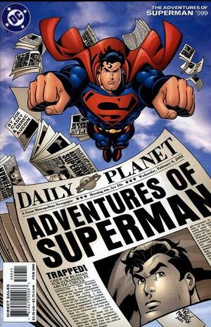 Adventures of Superman Vol 1 599