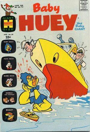 Baby Huey Vol 1 84