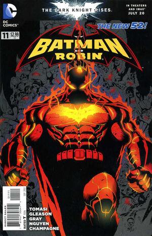 Batman and Robin Vol 2 11