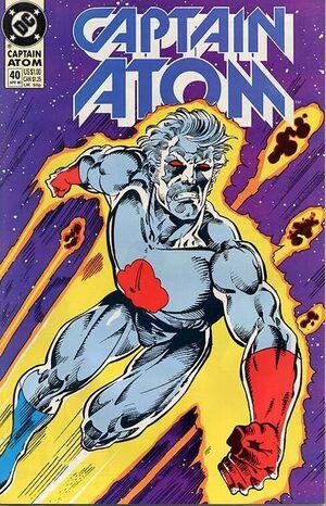 Captain Atom Vol 1 40