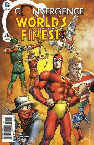 Convergence World's Finest Comics Vol 1 1