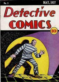 Detective Comics Vol 1 3