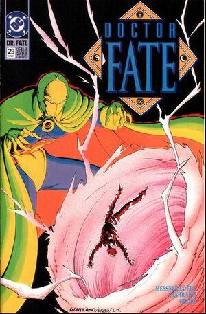 Doctor Fate Vol 2 29