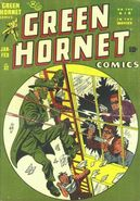 Green Hornet Comics Vol 1 32