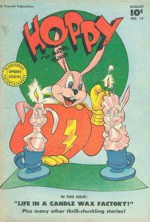 Hoppy the Marvel Bunny Vol 1 14