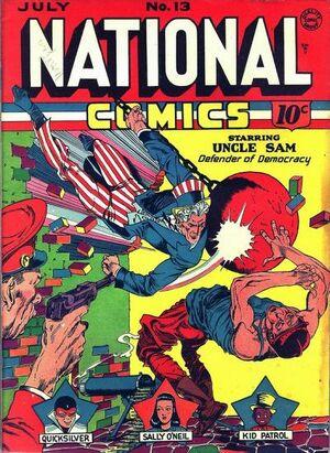 National Comics Vol 1 13