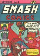 Smash Comics Vol 1 4