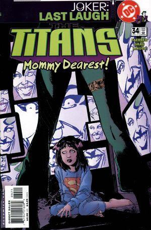 Titans (DC) Vol 1 34