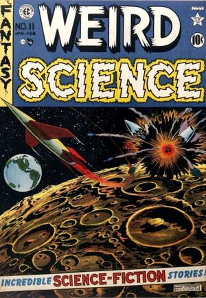Weird Science Vol 1 11