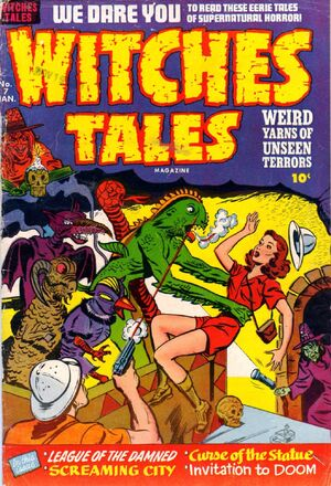 Witches Tales Vol 1 7
