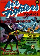 Air Fighters Comics Vol 1 1