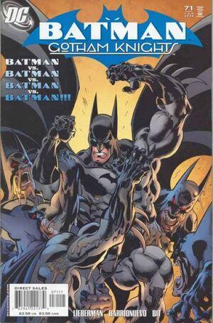 Batman Gotham Knights Vol 1 71