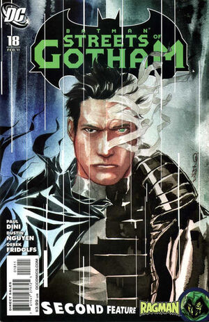 Batman Streets of Gotham Vol 1 18