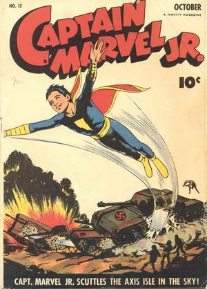 Captain Marvel, Jr. Vol 1 12