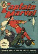 Captain Marvel Adventures Vol 1 55