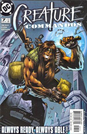 Creature Commandos Vol 1 7