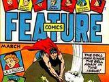 Feature Comics Vol 1 66