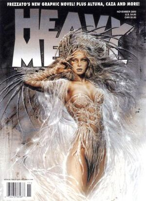 Heavy Metal Vol 24 5